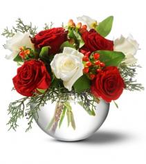 Loveliest Roses Rose Arrangement