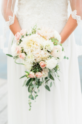Delicate Bridal Bouquet