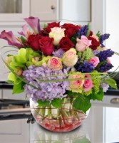 Cheer Me Up!! Mixed Spring Flowers In Season- All high end flowers!!