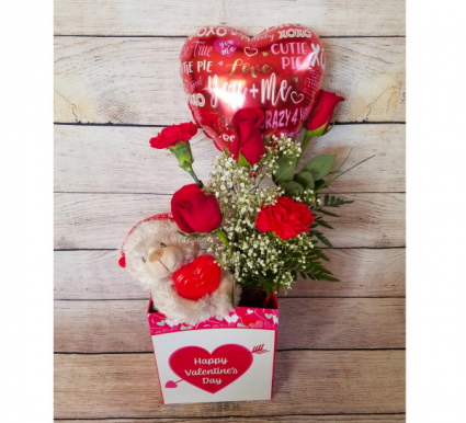 Lovely Bear #1 Valentine's Day