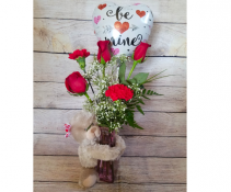 Lovely Bear #2 Valentine's Day