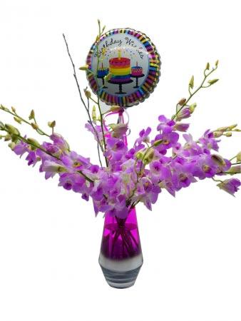 Lovely Birthday Birthday Arrangement