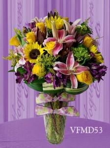 Lovely Bloom Floral Arrangement