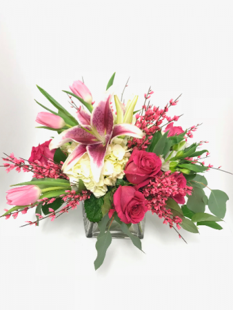 Lovely Blooms Arrangement