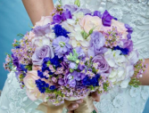 Lovely Blooms Bridal Bouquet