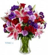 Lovely Colors Floral Arrangement