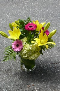 Lovely Day Garden Bouquet Design