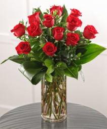 Lovely Red Roses