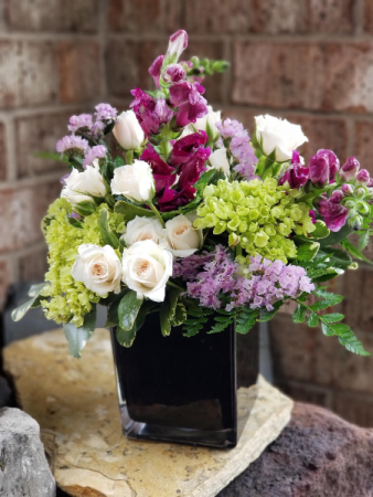 Lovely in Lavender Mixed Bouquet