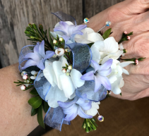 Lovely in Lavender Prom Corsage