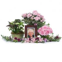 Lovely Lady Tribute Arrangement