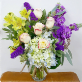 Lovely Lady Vase Arrangement