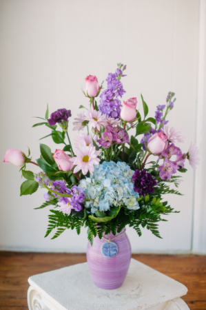 Lovely Lavender Arrangement Mother's Day