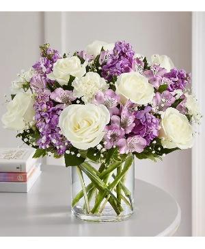 Lovely Lavender Medley  167530  in Beaufort, SC | Smiling Petals Flower Shop