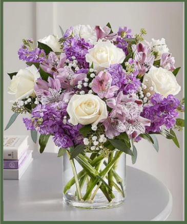 Lovely Lavender Medley