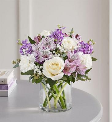 Lovely Lavender Medley Spring Arrangement
