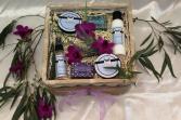 Lovely Lavender Pamper Set. Gift Basket for Any Occassion