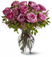 Lovely Lavender Vase