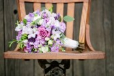 Lovely Lavender Wedding Bouquet Bridal Bouquet