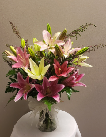 Lovely Lilies  Everyday
