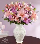 Lovely Lilies in Lenox