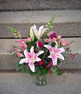 Lovely Lilies Valentine's