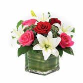 Lovely Lily & Roses Romance Cube