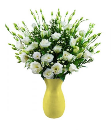 Lovely Lisianthus Bouquet