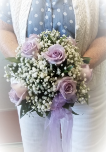 Lovely Little Lavender  Bridal Bouquets
