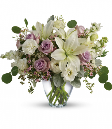 Lovely Luxe Bouquet Vase