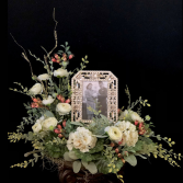 I will Remember You Sympathy Arrangement for Urn or Photo