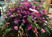 Lovely Purple Funeral