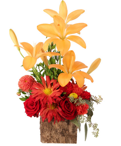 Lovely Sunshine Floral Arrangement
