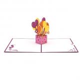 Lovepop™ - Ballon Bouquet Popup Birthday Card