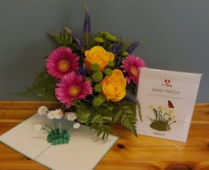 LovePop Get Well Get Well Vase with LovePop Card in Abbotsford, BC | BUCKETS FRESH FLOWER MARKET