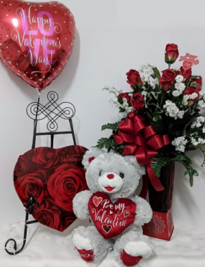 Lovers' 2021 Valentine's Special  in Douglasville, GA | The Flower Cottage & Gifts, LLC