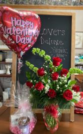 Lover's Deluxe Rose