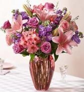Lover's Pardise vase