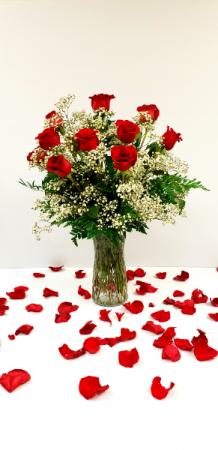 Lover's Roses Premium long stem roses