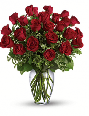 Lovers Roses  Two dozen Roses  in Seminole, OK | Country Rose
