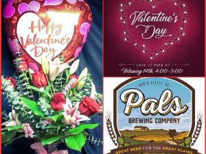 Lover's Special  Valentine's Day  in North Platte, NE | PRAIRIE FRIENDS & FLOWERS