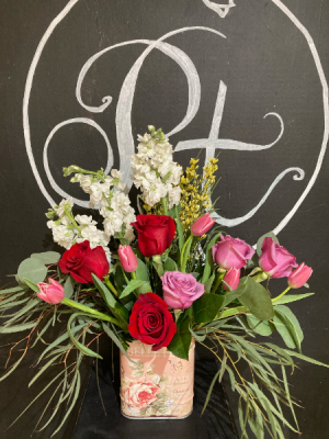 Love's Array Fresh Flower in Milton, FL | PURPLE TULIP FLORIST INC.