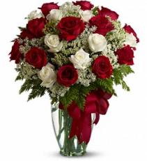 Love's Divine Bouquet  Roses