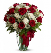 Love's Divine Rose Bouquet