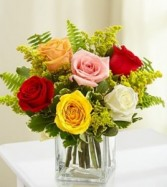 Love's Embrace Roses- Assorted
