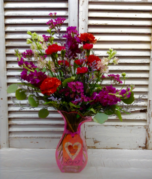 Love's Embrace Valentine in Osage, IA | Osage Floral & Gifts
