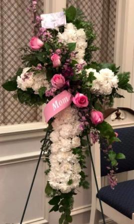 Loves Eternal Standing Spray in Universal City, TX | Karen's House Of Flowers & Custom Creations