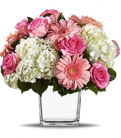 Love's Melody Cube Vase