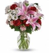 Love's Rush Floral Bouquet