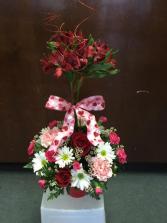 Loves Topiary Valentine's Day